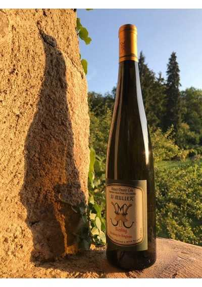 Riesling Grand Cru Altenberg de Bergheim 2017 - Jean-Jacques Muller - 75cl - 12,5% vol.  - 1