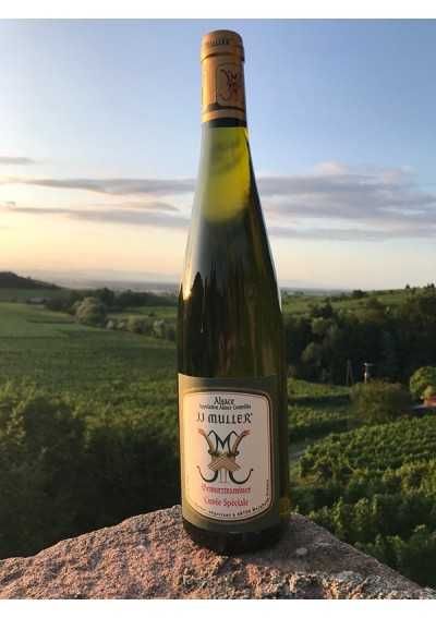 Gewurztraminer 2018 - Jean-Jacques Muller - 75cl - 13% vol.  - 1
